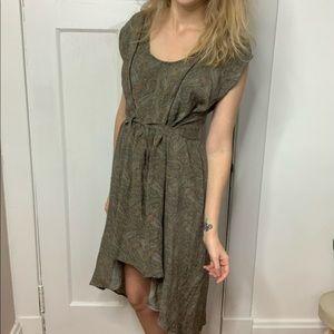 Indie Ella New Moorea Upcycled Saree Boho Dress